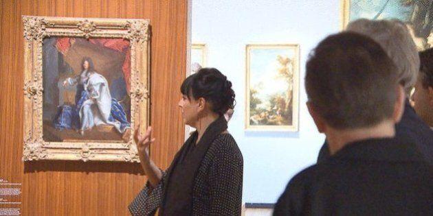 Acquisition d'un prestigieux tableau par le Musée des beaux‐arts de