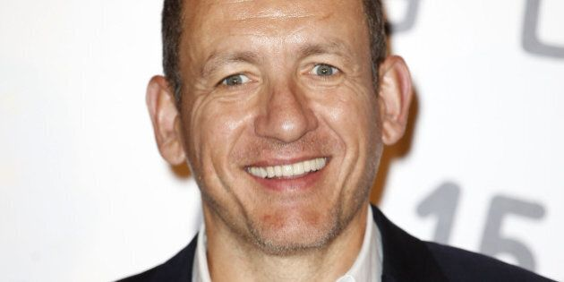 PARIS, FRANCE - MAY 15: Actor Dany Boon attends 7th Chinese Film Festival Opening Ceremony at Cinema...