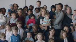 Jeunes enfants au Québec: 20 cas de maltraitance par