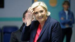 Marine Le Pen redevient la présidente du Front
