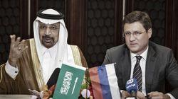 Pétrole: la Russie et l'Arabie saoudite appuient les baisses de