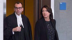 Nathalie Normandeau en procès sous