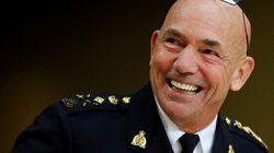 Le commissaire de la GRC prendra sa retraite en