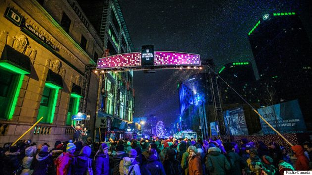 Montréal passe la nuit