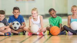Ce mur interactif transforme les cours de sport en véritables jeux