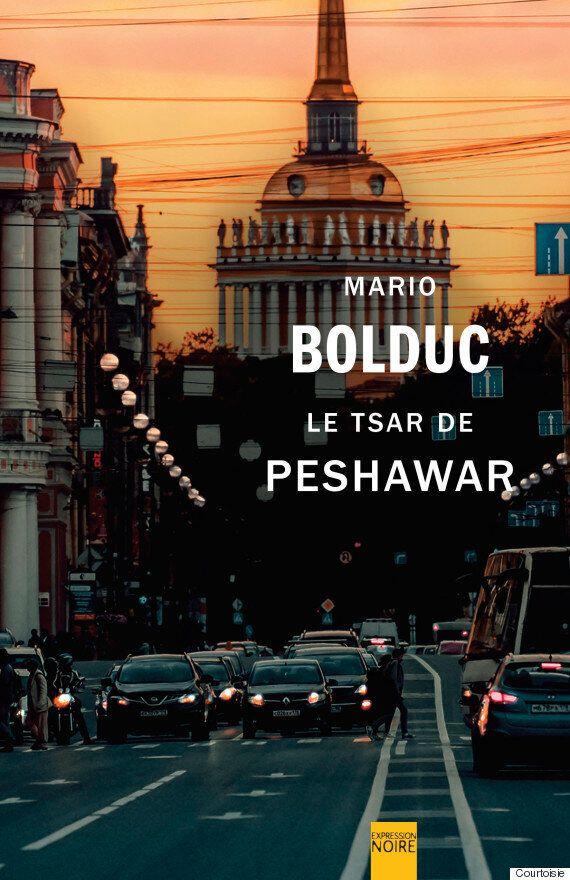 «Le tsar de Peshawar»: un polar géopolitique complexe, touffu et explosif
