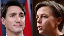 Trudeau écorche l'aspirante chef conservatrice Kellie