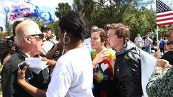 Affrontements lors d'une manifestation