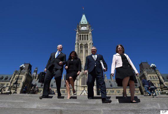 Le gouvernement Trudeau légalisera la marijuana pour les 18 ans et plus