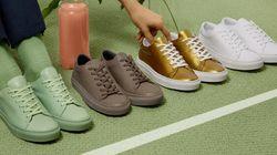 Frank + Oak lance sa première ligne de chaussures pour