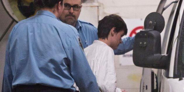 Alexandre Bissonnette, le présumé auteur de la fusillade à la mosquée de Québec, change