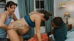 20 photos d'accouchement qui vous donneront envie d'avoir une accompagnante à la