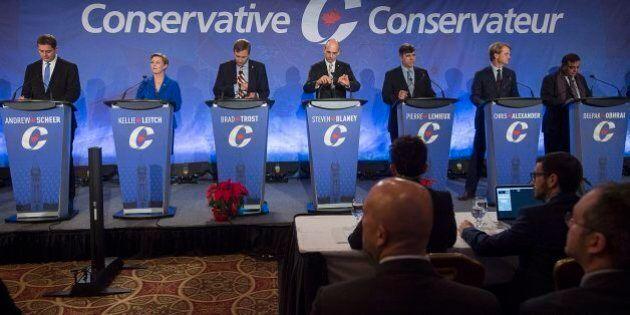 Le Parti conservateur modifie le format du débat des candidats à la