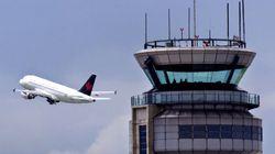 Nombre record de passagers à l'aéroport