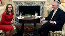 Ottawa prévient Washington qu'il répliquerait à des tarifs à