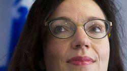 PQ: Martine Ouellet accuse ses adversaires Cloutier et Lisée de