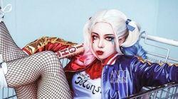 8 costumes d'Harley Quinn pour une fête d'Halloween