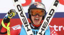 Erik Guay champion du monde au super-G de