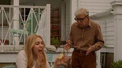 Gad Elmaleh et Miley Cyrus dans une série signée Woody Allen