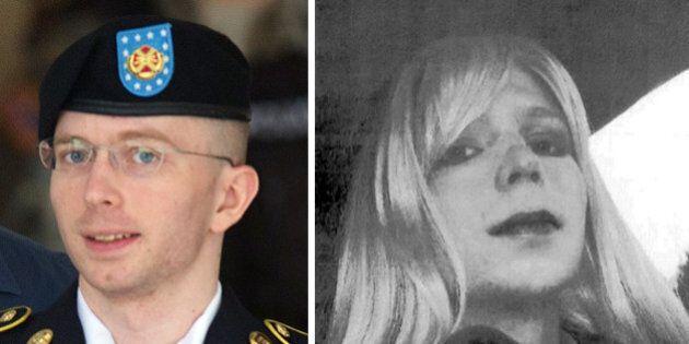 Chelsea Manning révèle son corps de femme dans une photo