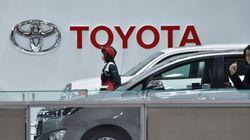 Trump n'a pas incité Toyota à investir au