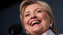 Hillary Clinton est de retour... en cuir