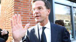 Pays-Bas: Rutte salue une victoire «contre le