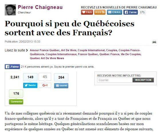 Le Huffington Post Québec a 5ans: les blogues marquants de ces 5 dernières