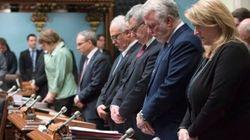 L'Assemblée nationale rend hommage aux victimes de l'attentat de