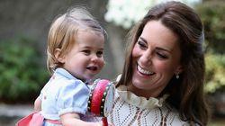 La maternité dépasse parfois Kate