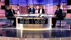 Débat: attaques violentes entre Le Pen et