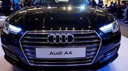 Volkswagen rappelle près de 600 000 voitures Audi aux