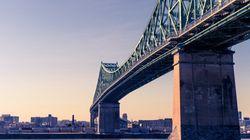 La fermeture du pont Jacques-Cartier de cette nuit
