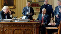 Poutine et Trump d'accord pour «développer» des relations «d'égal à