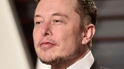 Le nouveau projet d'Elon Musk est (encore) digne d'un film de