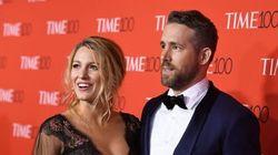 Ryan Reynolds a fait une magnifique déclaration d'amour à Blake