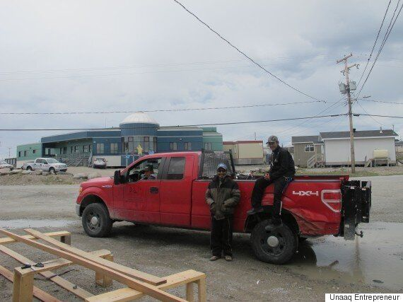L'entrepreneuriat au Nunavik: une alternative