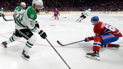 Le Canadien bat les Stars, Markov rejoint Guy
