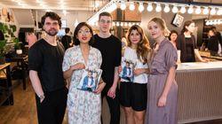 Styles de soirée: la mode québécoise star du nouveau magazine de mode