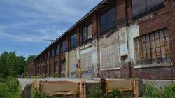 Des ruines du passé au Bâtiment