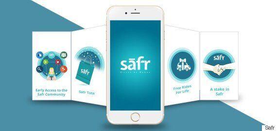 L'application Safr: le «nouveau Uber» pour et par les
