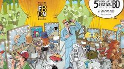 FBDM 2016: promenades pour