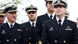 Un lieutenant de la Marine canadienne est accusé d'agression