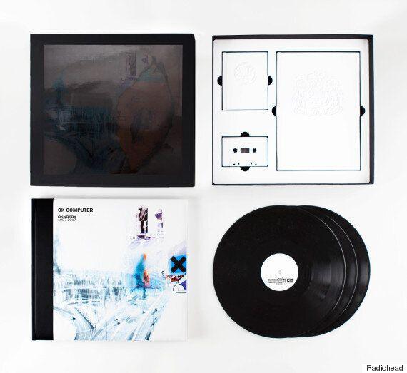 Radiohead offrira trois chansons inédites pour les 20 ans d'«OK