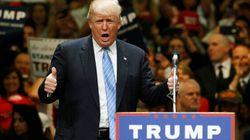 Donald Trump dénonce les immigrés