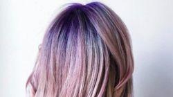 Geode Hair: la nouvelle coloration cheveux des filles