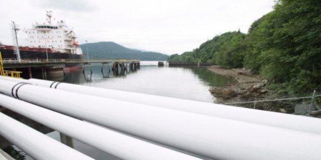 Trans Mountain: l'Office national de l'énergie peut déroger aux règlements municipaux, conclut la