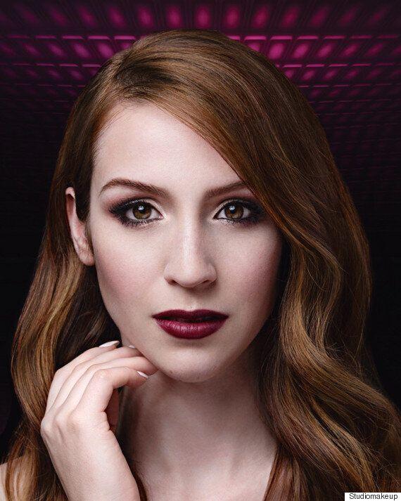 La YouTubeuse Cynthia Dulude lance sa collection de maquillage en collaboration avec Studiomakeup