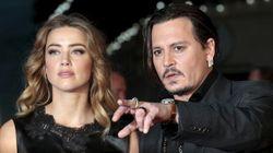 Johnny Depp et Amber Heard divorcent après 15 mois de