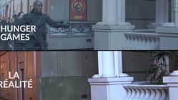 On a visité les décors du dernier «Hunger Games»